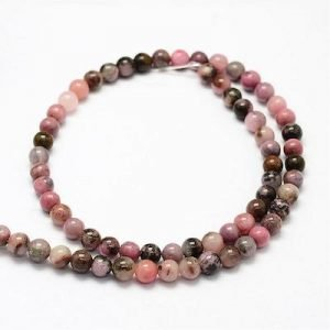 Rhodonite | Crystals To Inspire