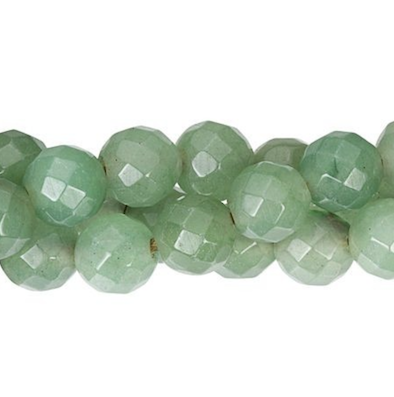 Aventurine - Green (Faceted) | Crystals To Inspire