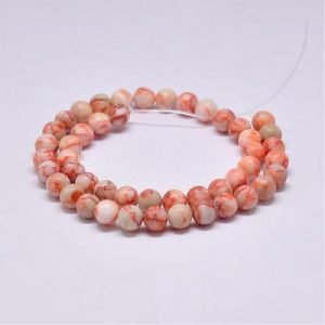 Jasper - Silk Stone/Net Stone - Orange | Crystals To Inspire