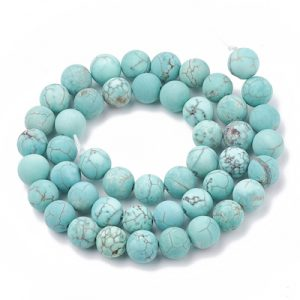 Turquoise (Frosted) | Crystals To Inspire