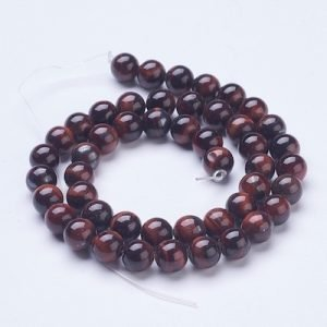 Tiger's Eye - Red | Crystals To Inspire