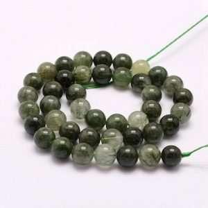 Quartz Rutilated Green | Crystals To Inspire